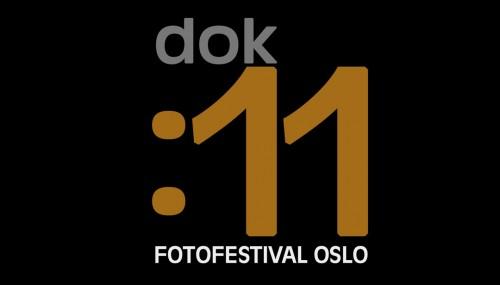 fotofestival i Oslo, dok:11 logo